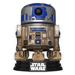 Star Wars POP! Movies Vinyl Figure Dagobah R2-D2 9 cm