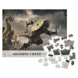 Assassin's Creed Valhalla Jigsaw Puzzle Fortress Assault (1000 pieces)