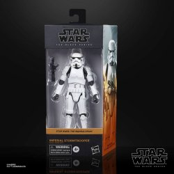 Star Wars: Black Series - Imperial Sotmtrooper (The Mandalorian)