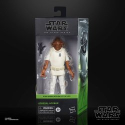 Star Wars: Black Series - Admiral Ackbar (Episode VI)