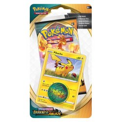 Pokémon TCG Sword & Shield Darkness Ablaze Checklane Pikachu