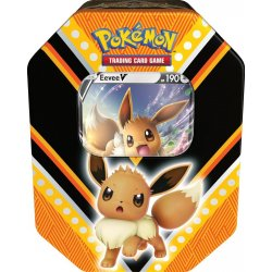 Pokémon TCG V Powers Tin Eevee V