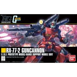 Gundam - RX-77-2 Guncannon [revive] HGUC 1/144
