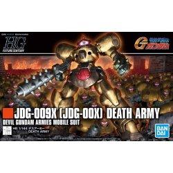 Gundam - JDG-009X (JDG-OOX) Death Army HGFC 1/144