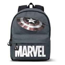 Captain America Backpack Impact