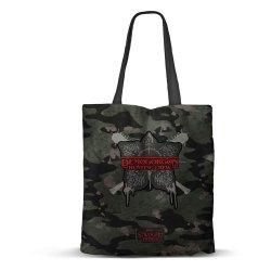 Stranger Things Tote Bag Hunting