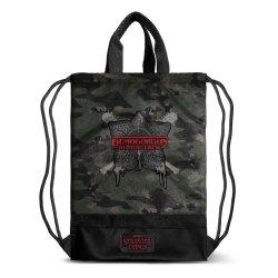 Stranger Things Gym Bag Hunting