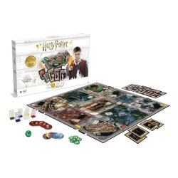 Harry Potter Board Game Clue *French Version*