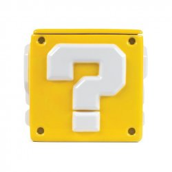 Super Mario Storage Jar Question Mark Block