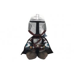 Star Wars: The Mandalorian Plush Figure Warrior 25 cm