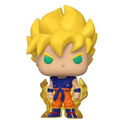 Dragon Ball Z POP! Animation Vinyl Figure SS Goku (First Appearance) 9 cm