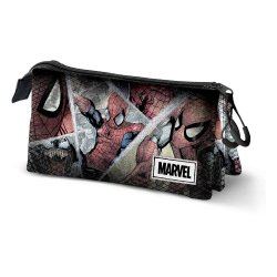 Spider-Man Pencil Case Collage Triple