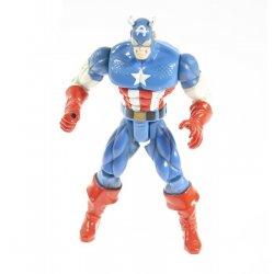 Spider-Man: Electro-Spark - Captain America