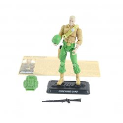 GI Joe: 25th Anniversary - Duke (v24) (Comic Pack)