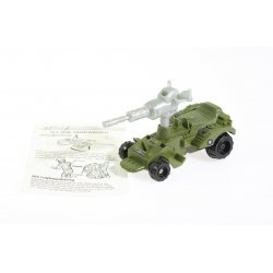 GI Joe – G.I. Joe Tank Car (Dutch Instructions)