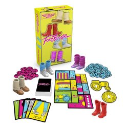 Footloose Party Game Card Game English Version