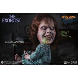 The Exorcist Defo-Real Series Statue Regan MacNeil 15 cm