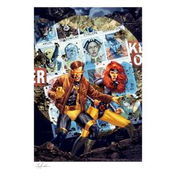 Marvel Art Print X-Men no.7 46 x 61 cm - unframed