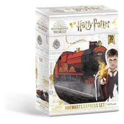 Harry Potter 3D Puzzle Hogwarts Express Set (180 pieces)
