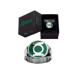 DC Comics Ring Green Lantern
