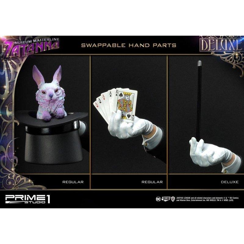 De Toyboys Justice League Dark Statue 1 3 Zatanna Deluxe 74 Cm
