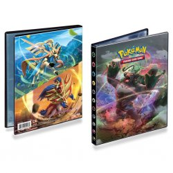 Pokémon TCG Sword & Shield 4-Pocket Portfolio Rebel Clash