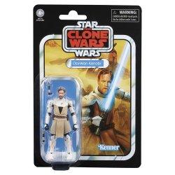 Star Wars: Vintage Collection - Obi-Wan Kenobi (The Clone Wars)