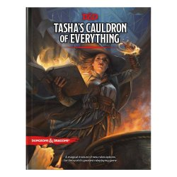 Dungeons & Dragons RPG Tasha´s Cauldron of Everything english