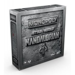 Star Wars Board Game Monopoly The Mandalorian *English Version*