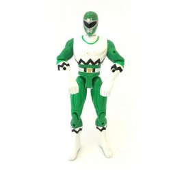 Power Rangers: Lost Galaxy – Green Armored Power Ranger