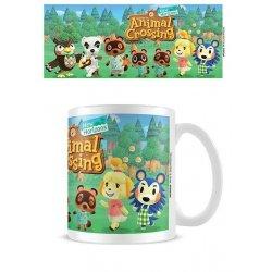 Animal Crossing Mug Lineup
