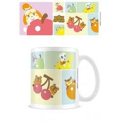 Animal Crossing Mug Character Grid