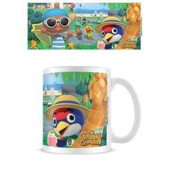 Animal Crossing Mug Summer