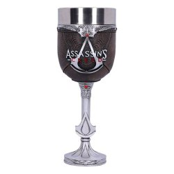 Assassin's Creed Goblet Logo Leather Finish Edition