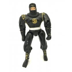 Mighty Morphin Power Rangers – One-Two Punch Black Ninja Ranger