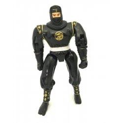 Power Rangers: Mighty Morphin Power Rangers – One-Two Punch Black Ninja Ranger
