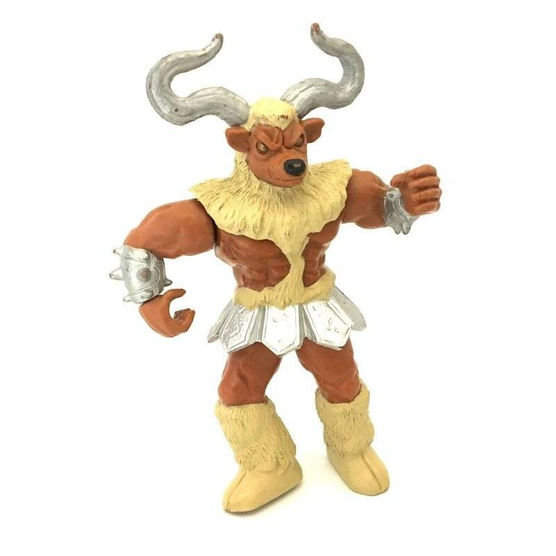 Power Rangers: Mighty Morphin Power Rangers – Slash & Block Minotaur