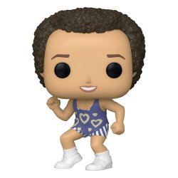 Richard Simmons POP! Icons Vinyl Figure Dancing Richard Simmons 9 cm
