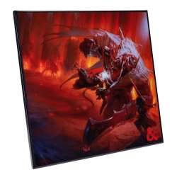 Dungeons & Dragons Crystal Clear Picture Players Handbook 32 x 32 cm