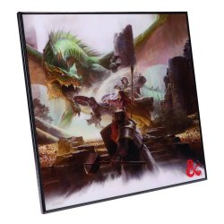 Dungeons & Dragons Crystal Clear Picture Starter Set 32 x 32 cm