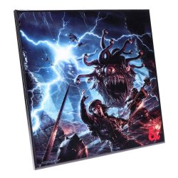 Dungeons & Dragons Crystal Clear Picture Monster Manual 32 x 32 cm
