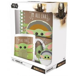 Star Wars The Mandalorian Premium Stationery Set I'm All Ears