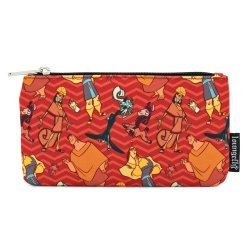 Disney by Loungefly Coin/Cosmetic Bag The Emperor's New Groove AOP