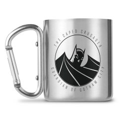 Batman Carabiner Mug Caped Crusader