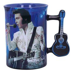 Elvis Presley Mug The King of Rock and Roll