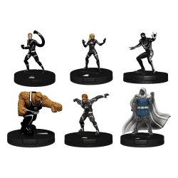 Marvel HeroClix: Fantastic Four Future Foundation Fast Forces