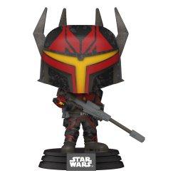 Star Wars: Clone Wars POP! Star Wars Vinyl Figure Darth Maul's Captain 9 cm