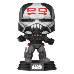 Star Wars: Clone Wars POP! Star Wars Vinyl Figure Wrecker 9 cm