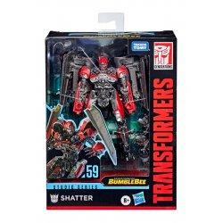 Transformers Studio Series Deluxe Class: Shatter (Bumblebee)