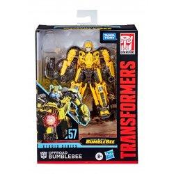Transformers Studio Series Deluxe Class: Offroad Bumblebee (Bumblebee)